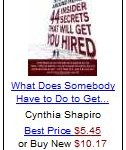 "Book Review: ""What Does Somebody Have To Do To Get A Job?"""