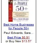 Book Review:  Best Home Businesses for People 50+