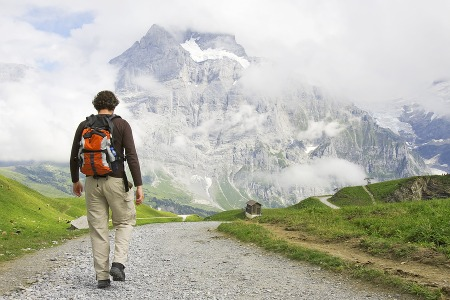Hike Away From Job Burnout