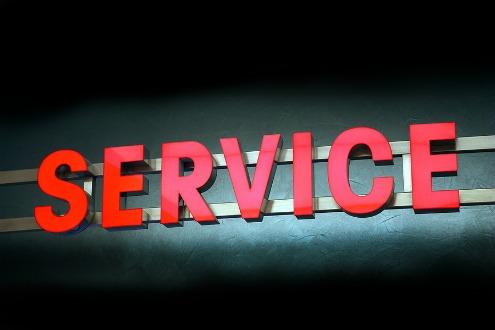 Service-Focused Career