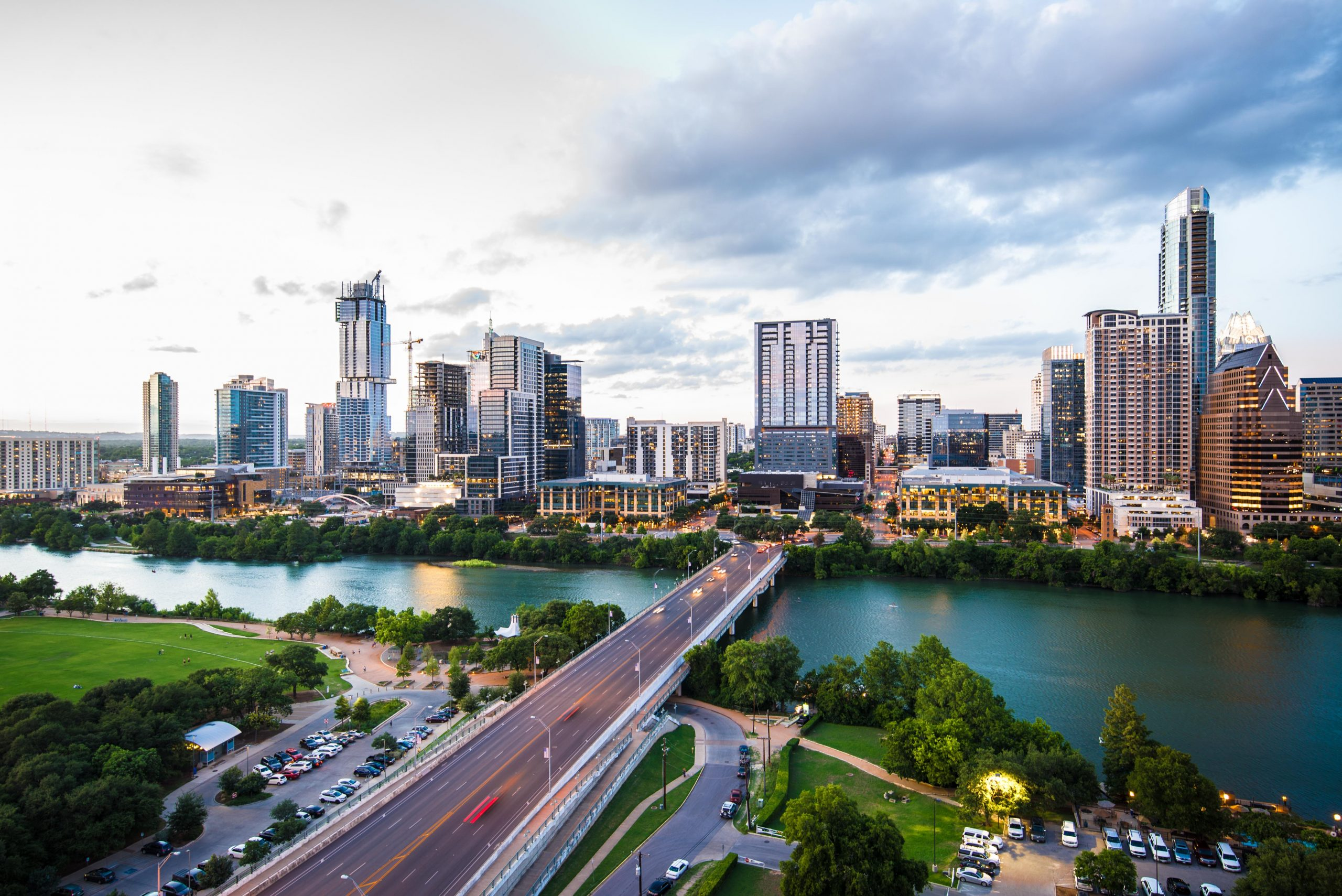 Austin Skyline During Day
