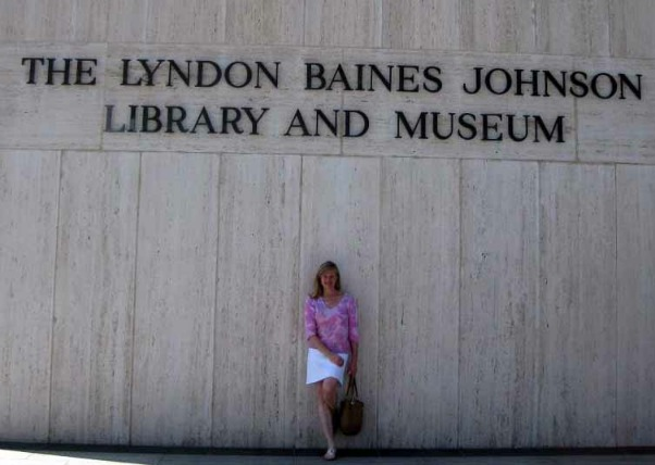 Margaret Miller LBJ Library