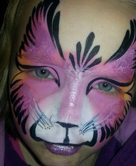 Side Gig: Face Painting